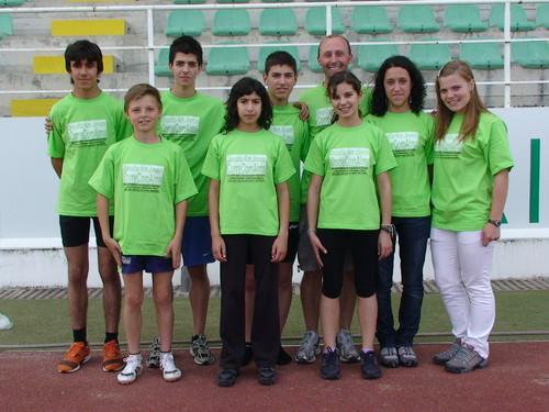 Vencedores Desafio Km Jovem