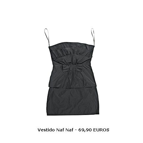 Vestido naf naf9