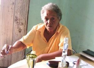 Daysi Víctores, Cuba