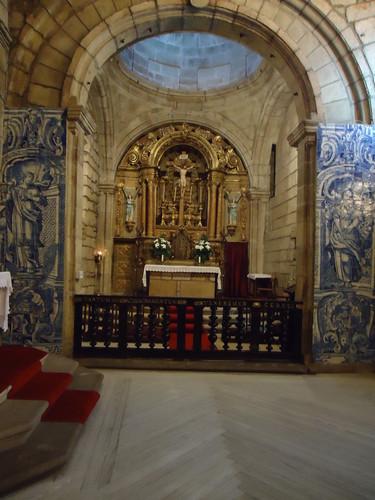 Altar do Santíssimo Sacramento, Igreja Matriz, Chaves