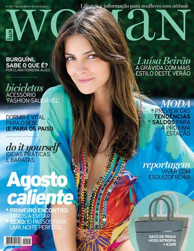 Lux Woman Agosto de 2010