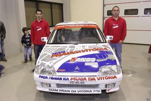 Hélder Pereira e Marco Espinola