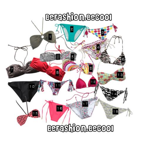 Bikinis em saldos