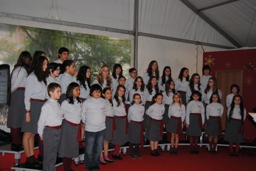 Coral Infantil - Fátima Cidade Natal 2010