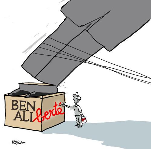 Ben Ali Tunísia