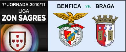 Benfica x Braga Online