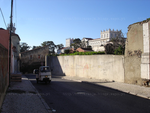 Ajuda, Lisboa - © 2008