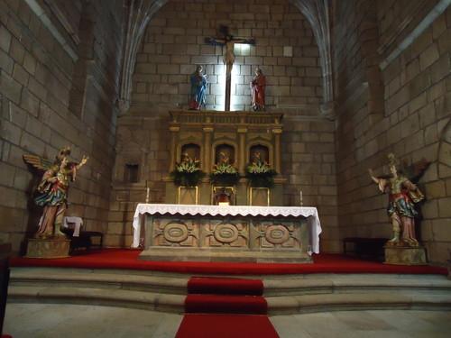 Altar mor, Igreja Matriz, Chaves