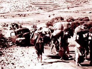 1948, Israel, Palestina, expulsão