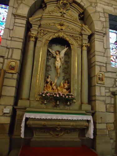 Altar do Anjo Gabriel, Igreja Matriz Chaves