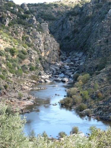 O canyon de Segura