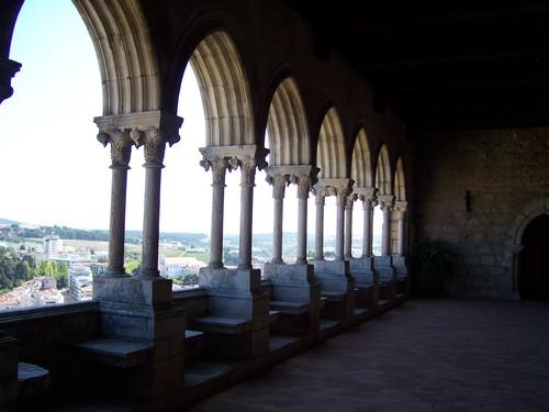 Paços Novos, Castelo de Leiria
