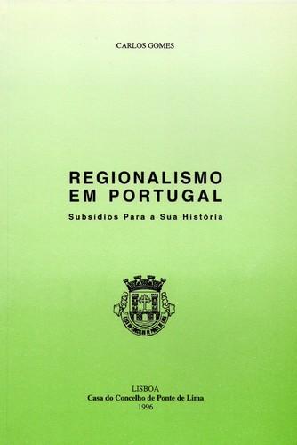 Regionalismo em Portugal