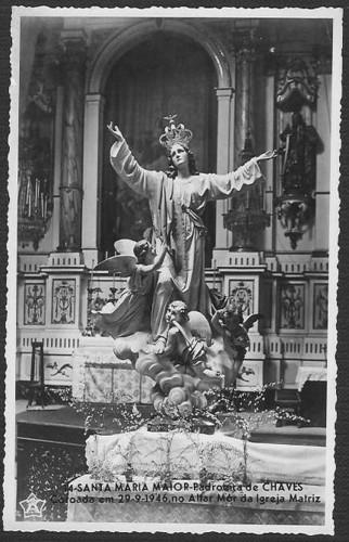 Imagem de Santa Maria Maior, Chaves