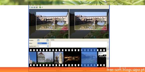Criar Filmes com fotos para o Youtube ou Facebook