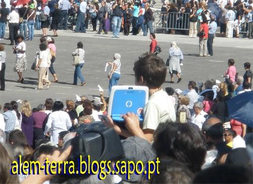 Miudo usa Magalhães no Santuário de Fátima para filmar procissão do Adeus