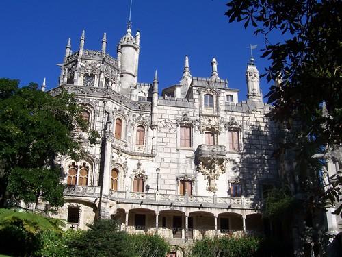 Quinta da Regaleira - Palácio dos Milhões
