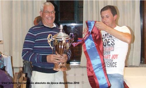 Avelino Silva e Victor Ribeiro