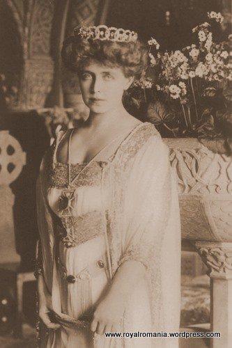 Rainha Maria da Roménia