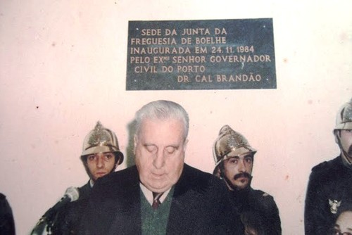 Presidiu o Dr. Cal Brandão, Governador Civil do Porto