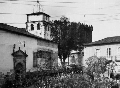 Igreja Matriz, 1962 Chaves