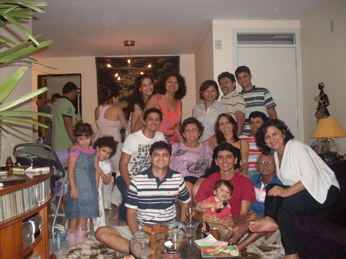 Ultima noite no Brasil