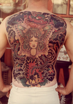 Ed Hardy Tattoo 1