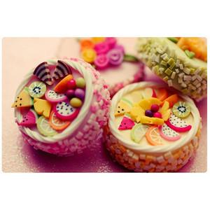 Bolos de fruta