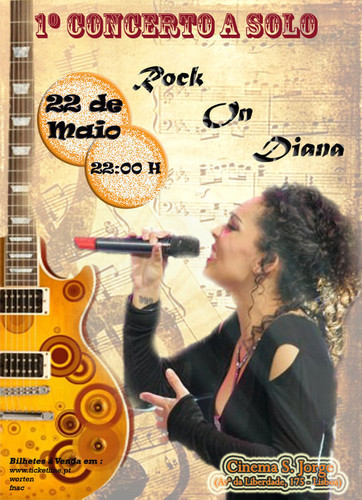 Rock on Diana