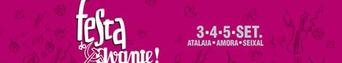 Festa do Avante 2010 | Atalaia, Amora, Seixal | 3, 4 e 5 de Setembro