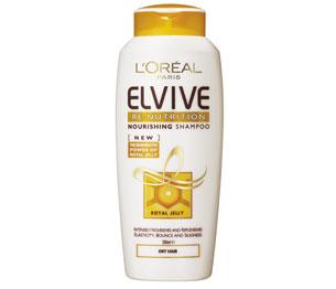 Shampoo L´Oréal Elvive Re-Nutrição
