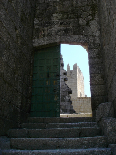 Castelo de Guimarães - (c) 2006