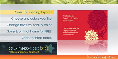 criar cartão de visita profissional grátis