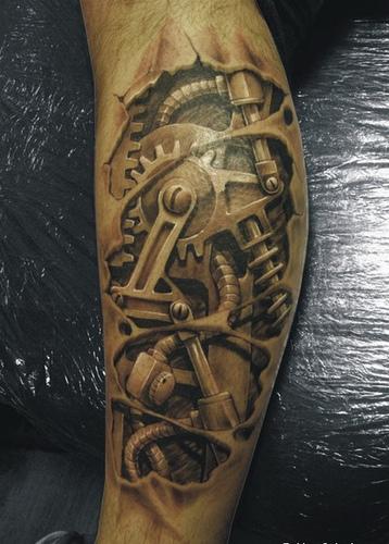 braço biomecânico