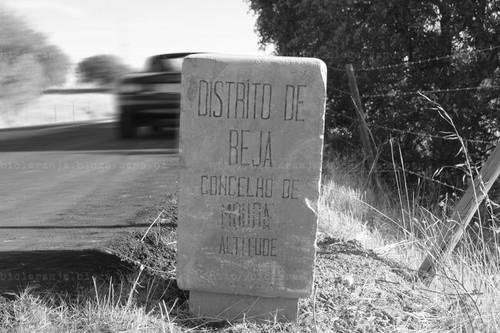 E.N. 385 (km 20),  proximidades da Amareleja - (c) 2010
