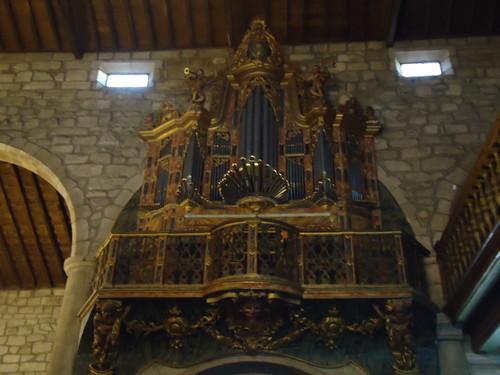 órgão de tubos, igreja matriz