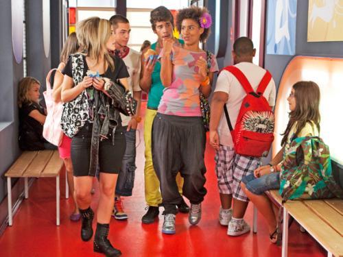 Simara, Leo, Mariana e Filipe