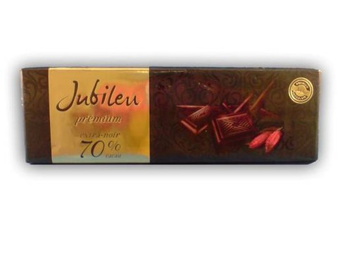 Chocolate preto Jubileu