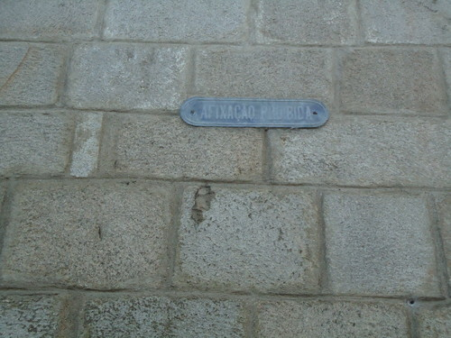 placa informativa, igreja matriz