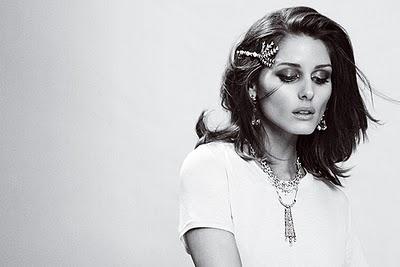 2e511abd523 Olivia Palermo na Vogue espanhola