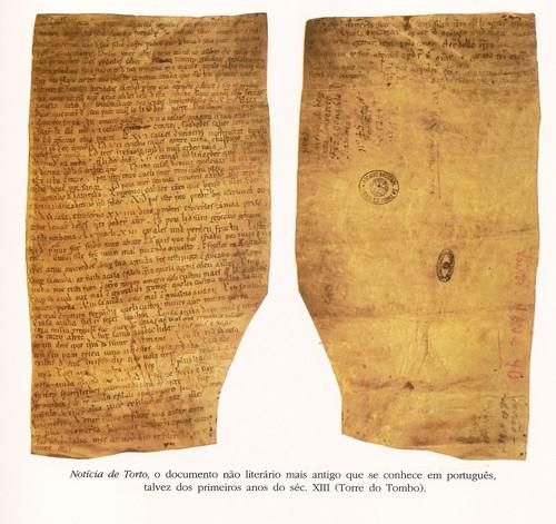 Notícia de Torto, c. 1214