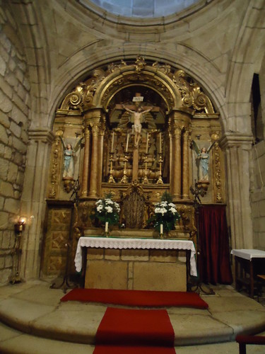 Altar so Santíssimo Sacramento, Igreja Matriz, Chaves
