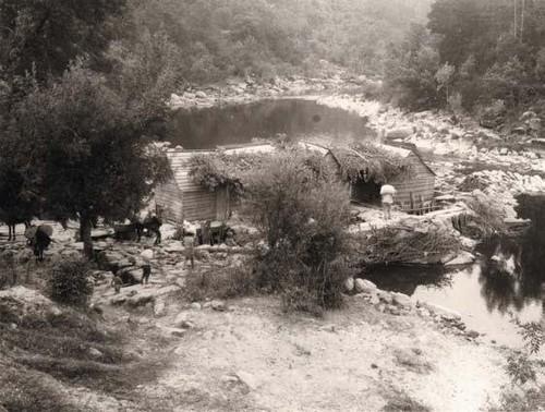 Amela, Boelhe, anos 60 do século XX (Fotografia Albano)