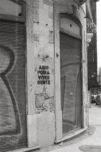 Zona de guerra, Saldanha. (c) 2011