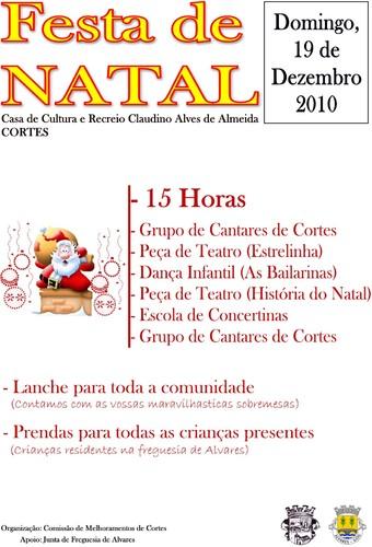 FESTA NATAL 2010