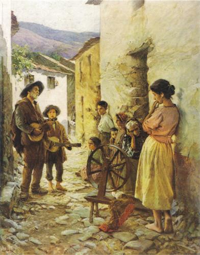 Cantigas d' Amor (Carlos Reis, 1929)