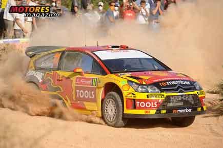 Petter Solberg, para mim o mais carismático piloto do actual WRC...