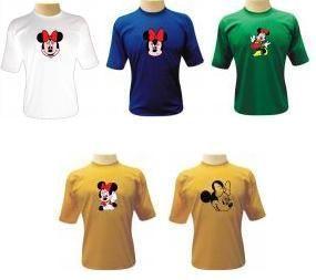 Camiseta TRB Copa do Mundo 2018 Amarela