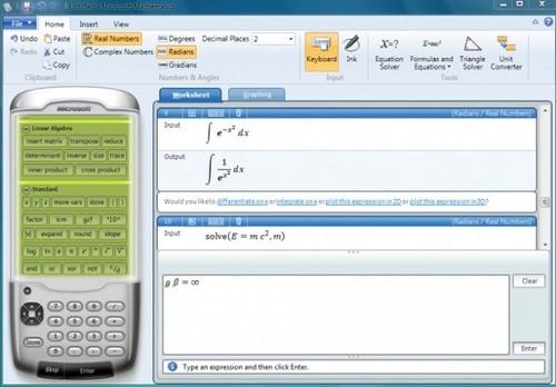 programa matemática