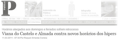 Hipers?!... (Público, 11/3/2011)